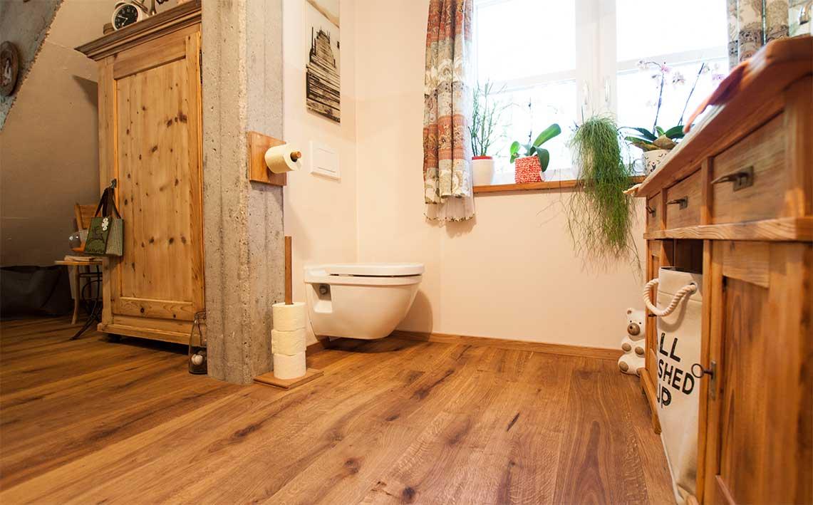 wenn schon baden gehen dann aber mit eiche bauwelt. Black Bedroom Furniture Sets. Home Design Ideas