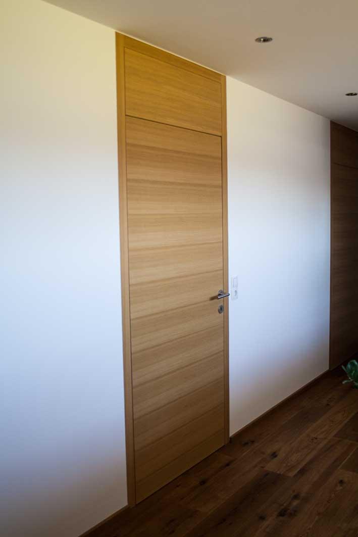 Zimmertüren eiche modern  Tür Eiche mit Eichenparkett | Haus | Pinterest | Eichenparkett ...