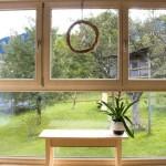 Fenster Fichte Rieder Vorarlberg