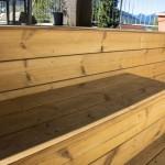 Terrrasse Holz DIY Vorarlberg
