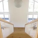 Treppe Geländer Eiche